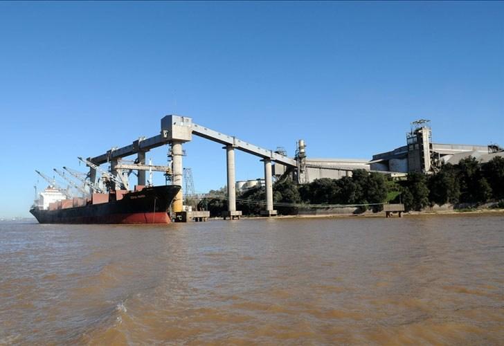 El Sistema de Turnos Obligatorio para Descarga en Puertos (STOP)