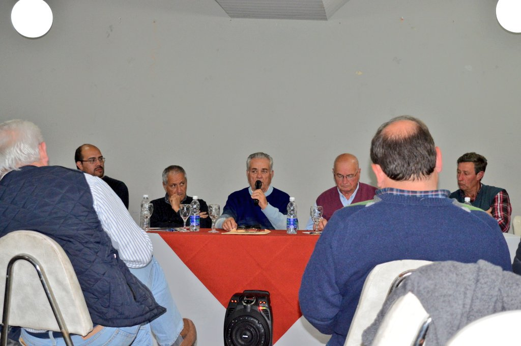 Sciutto representará a la Municipalidad en el Consorcio Caminero.