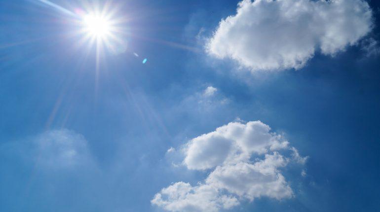 Inestable probabilidad de lluvias y chaparrones