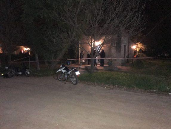 Femicidio en Marcos Juárez