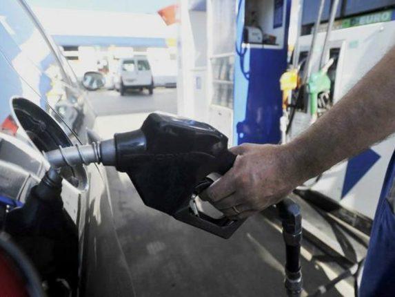 Otro aumento de combustibles