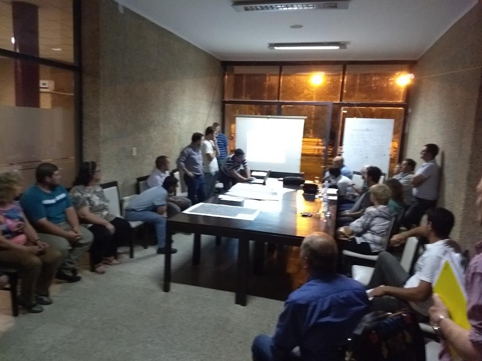 Canalero MsJz - Gral Roca: reunión de la Cuenca Miotti