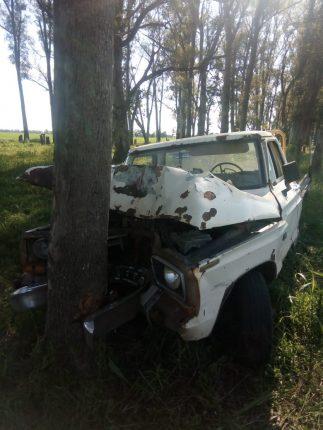 Accidente en Ruta Nacional Nº9