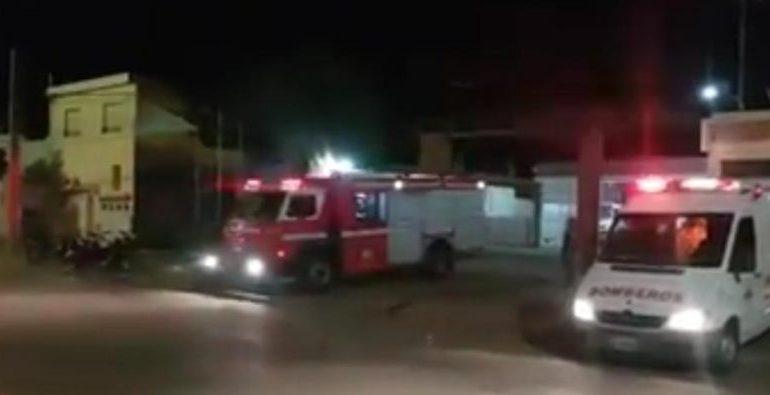 Detuvieron a quién realizó falso llamado a bomberos