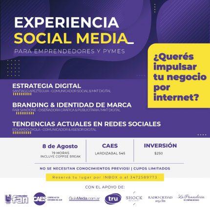 Experiencia Social Media