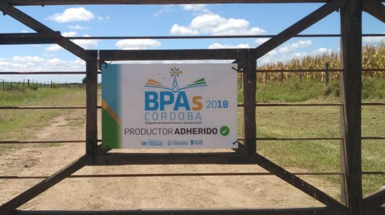 BPA: los productores ya pueden ingresar sus prácticas