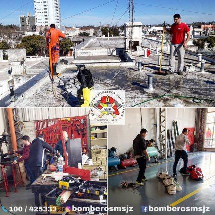 No mejora la situación financiera de bomberos