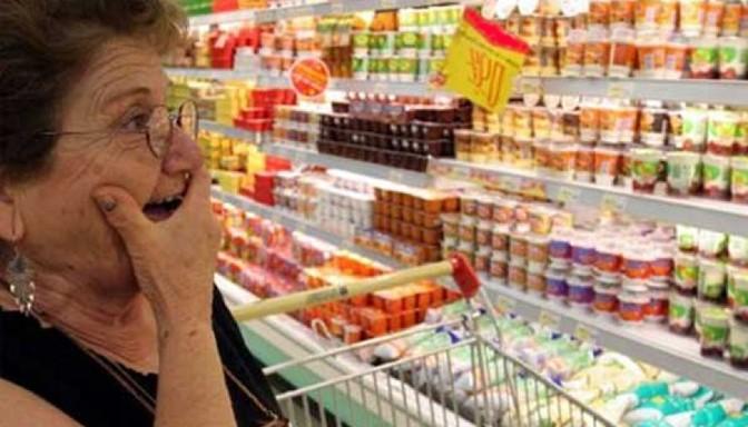 60,26% aumentó la canasta nutricional alimentaria