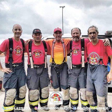 Tercer puesto nacional para bomberos de MsJz