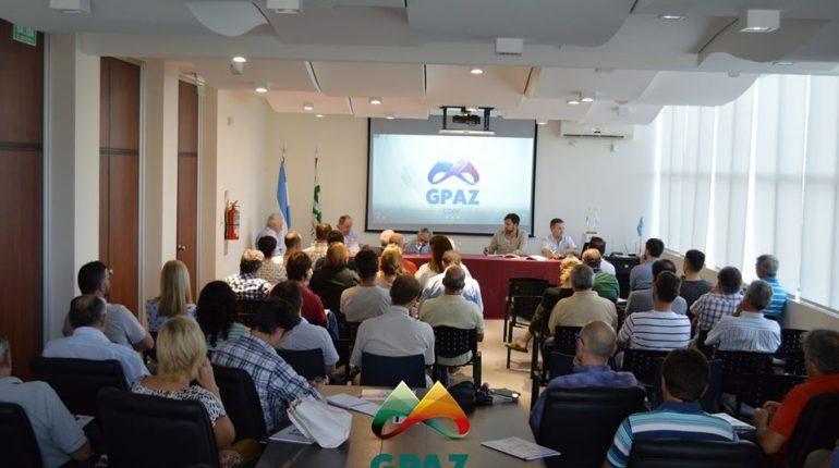 Asamblea General de la Cooperativa General Paz.
