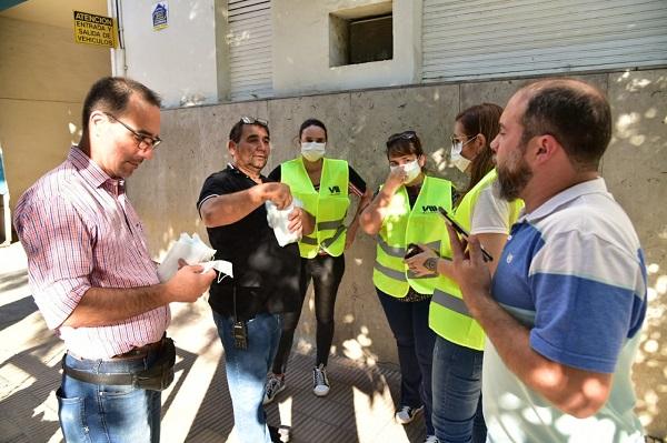 Sobreprecios: En Villa María el municipio recorre comercios y advierte que mandarán la Afip si detectan abusos