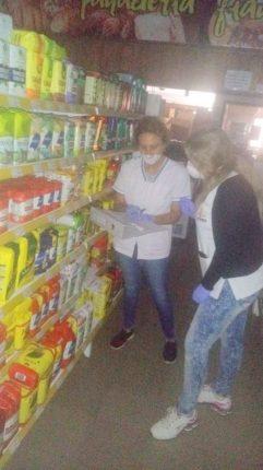 Leones: Municipio realiza controles de precios en comercios