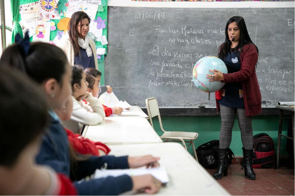 Coronavirus: protocolo para las escuelas