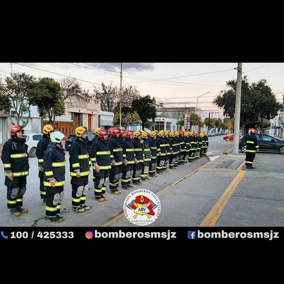La situación financiera de bomberos no escapa al resto de las instituciones de la ciudad