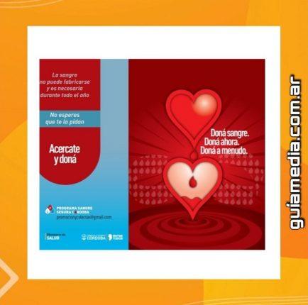 14 de junio: Día Mundial de la donación de sangre