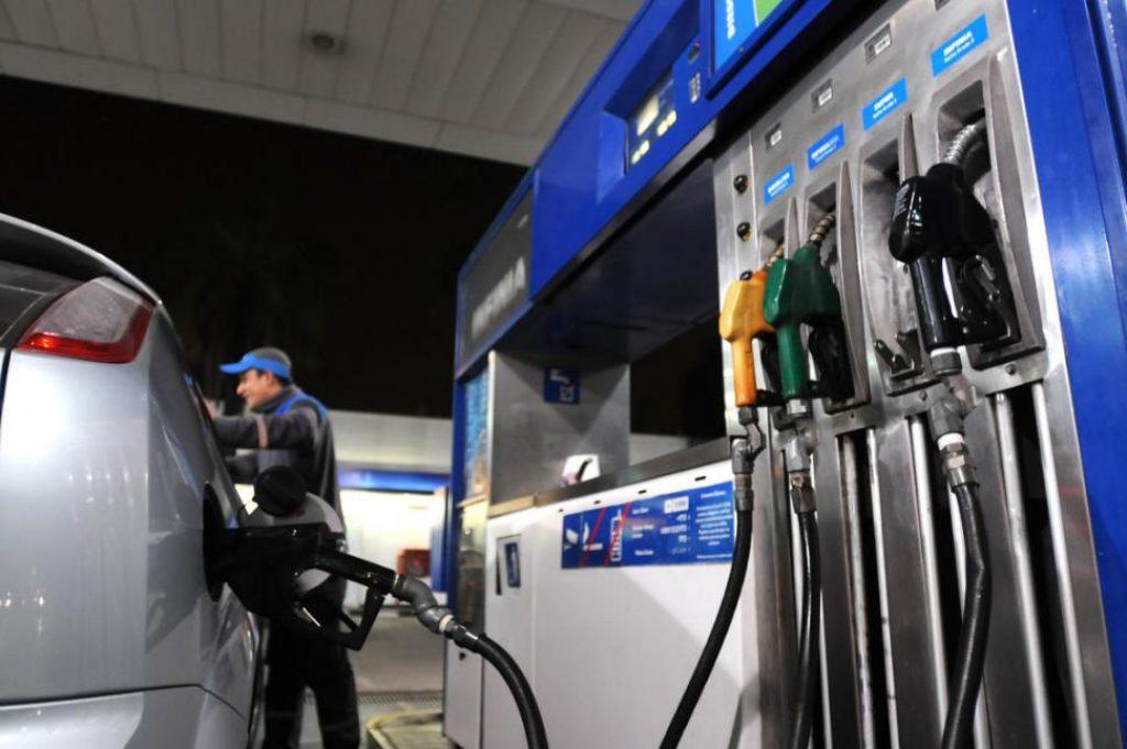 Nuevo aumento de combustibles rige desde hoy