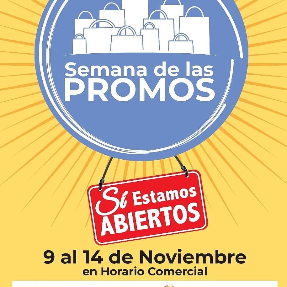 Comienza hoy «La Semana de las Promos»