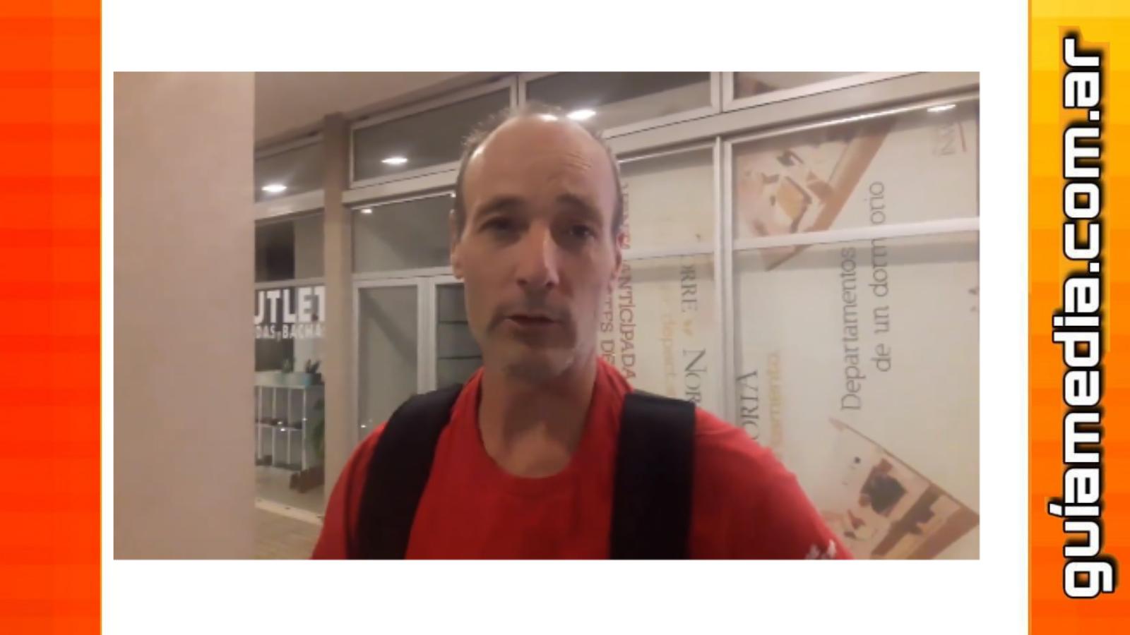 José Cavallera será el nuevo jefe de bomberos voluntarios