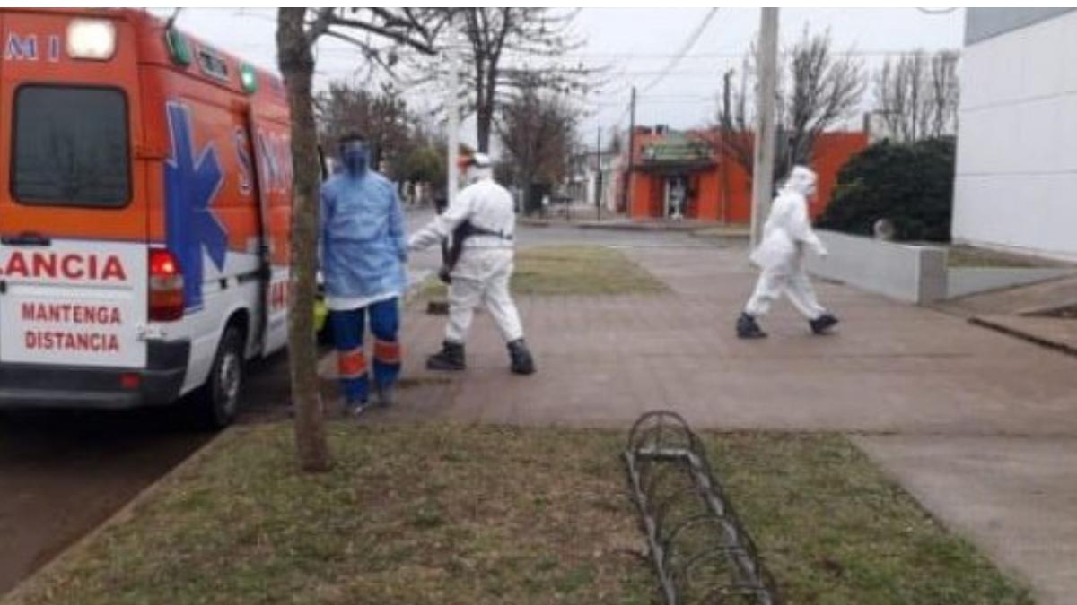 Mayo 2021 el peor mes de pandemia en Marcos Juárez